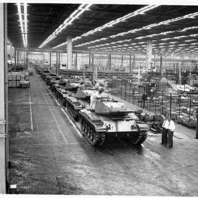tank assembly