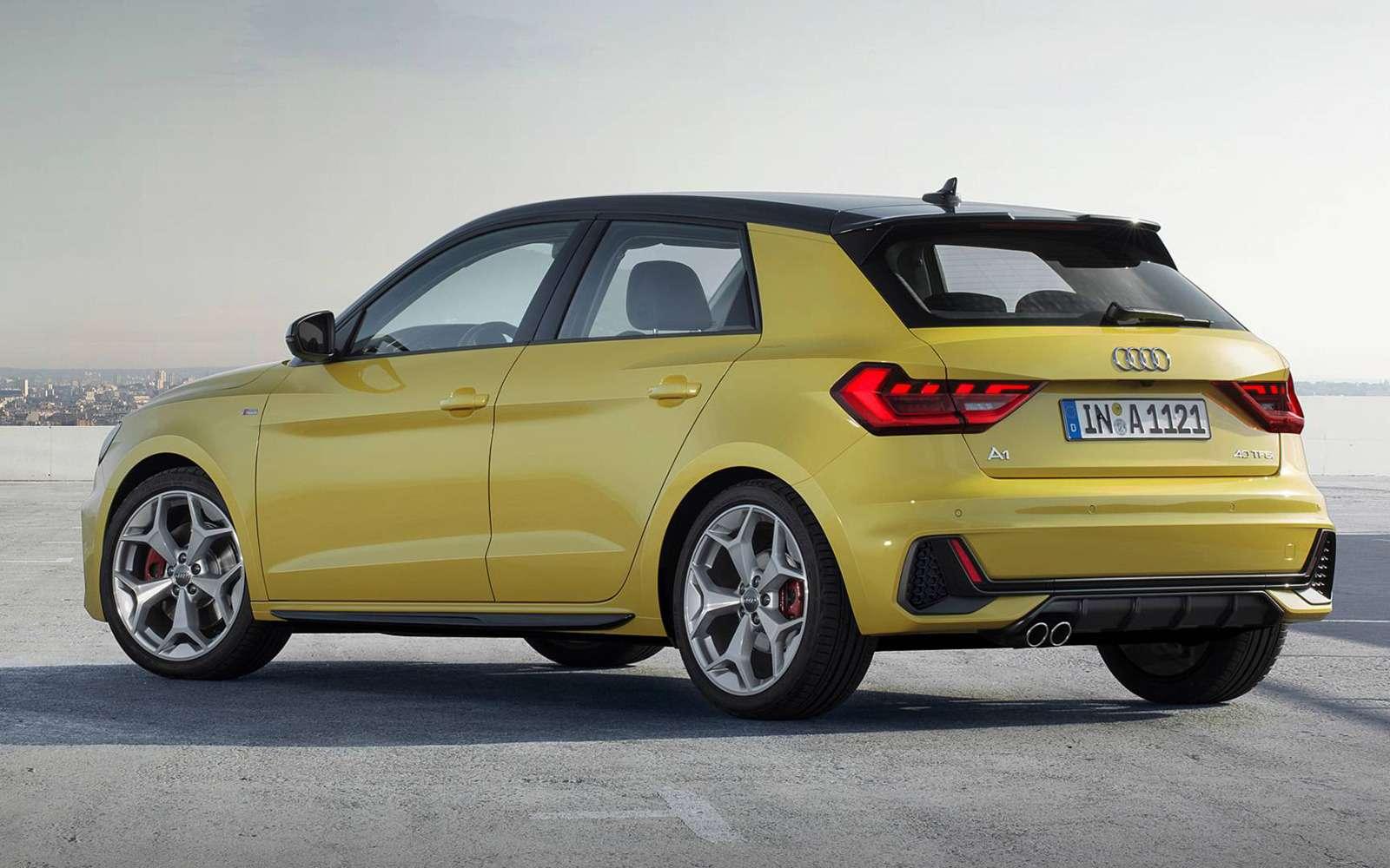 Новый Audi A1: дамский угодник— фото 879960