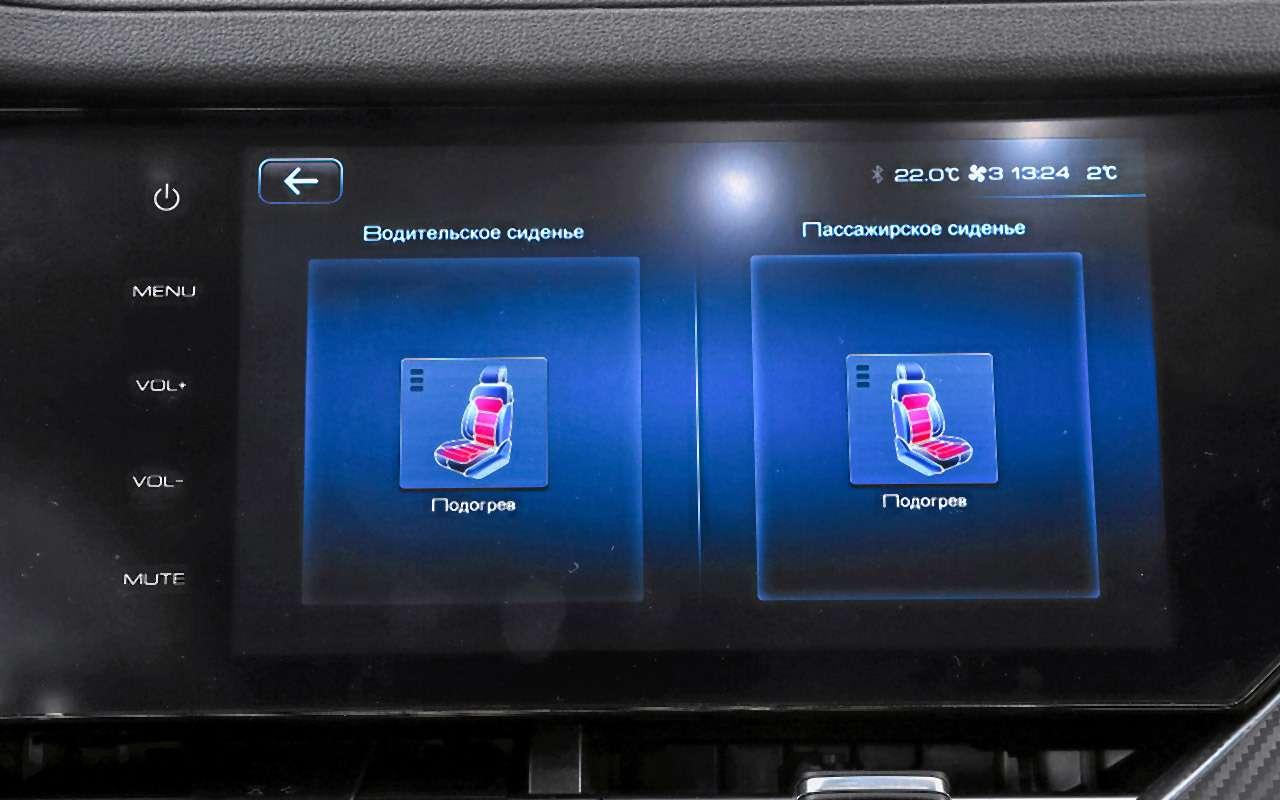 Кросс-купе изКитая, Франции иЯпонии: большой тест «Зарулем»— фото 1079511