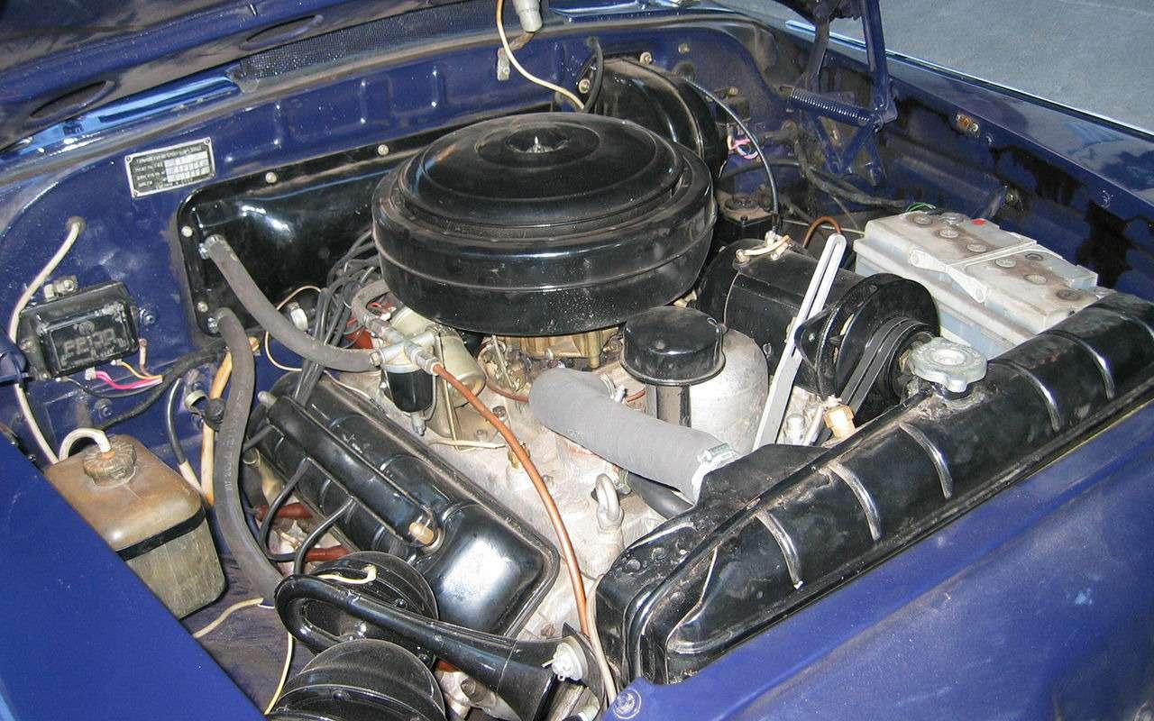 В гараже ушпионов: секретные автомобили СССР— фото 834135