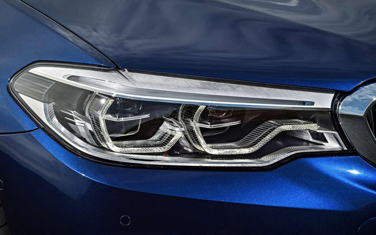 Новая «пятерка» BMW— теперь искузовом универсал— фото 701201