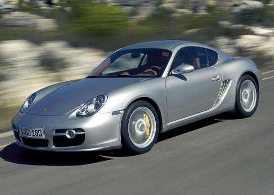 Porsche Cayman Sназван лучшим автомобилем Германии— фото 106619