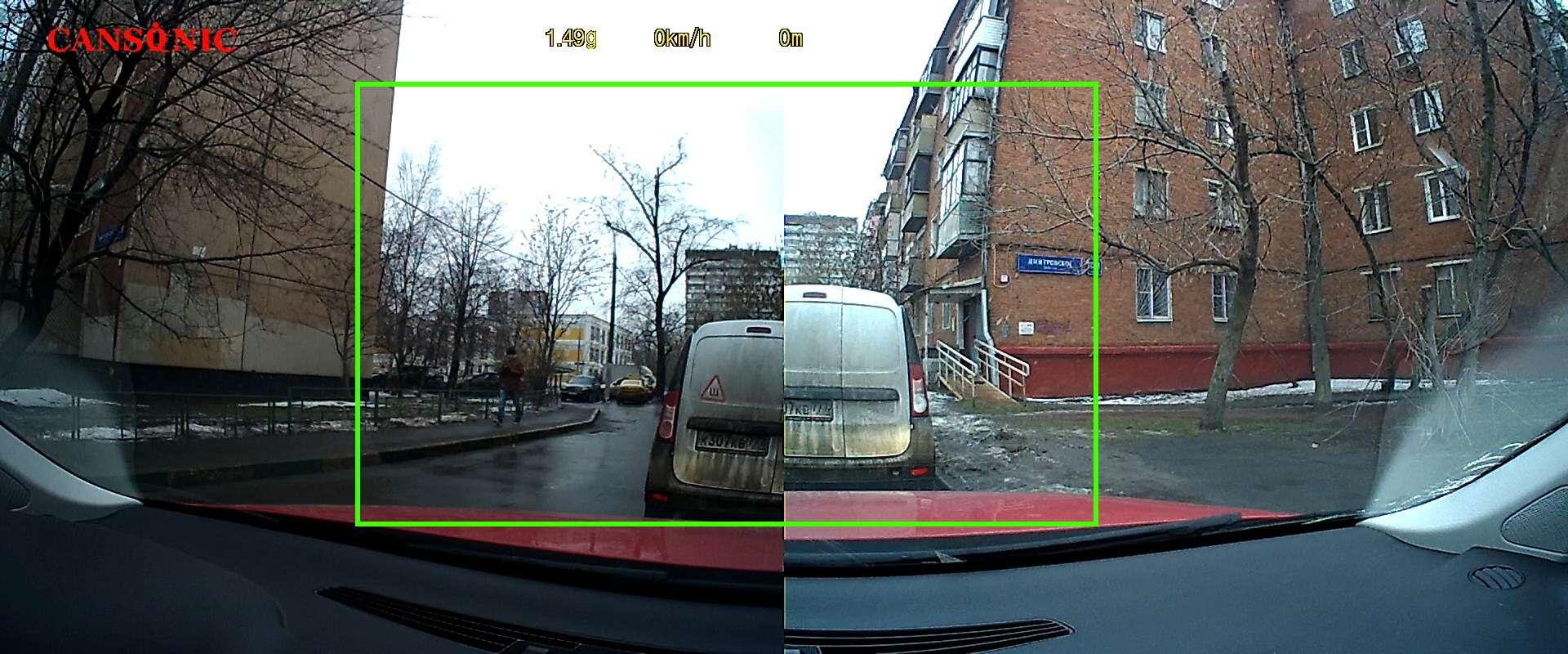 Супертест двухкамерных видеорегистраторов Full HD— фото 838443