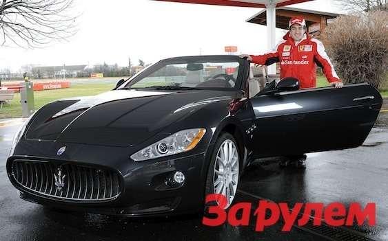 Consegna Autovetture Maserati Alonso 4Marzo 2010Alonso Maserati-008.JPG      Alonso Maserati-008