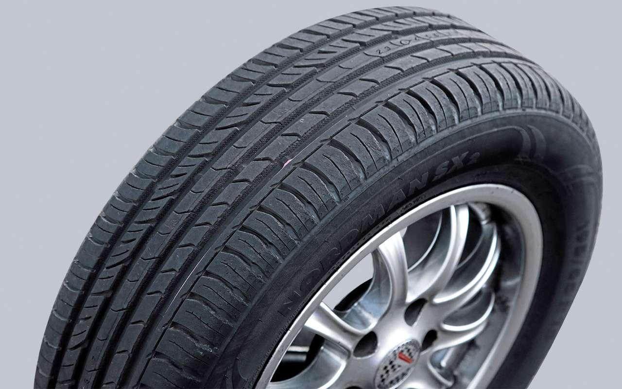 Летние шины 195/65R15— большой тест— фото 858112