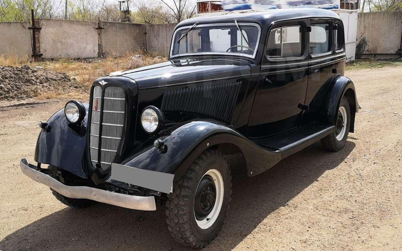 100миллионов! Топ-10 самых дорогих советских автомобилей— фото 1160228