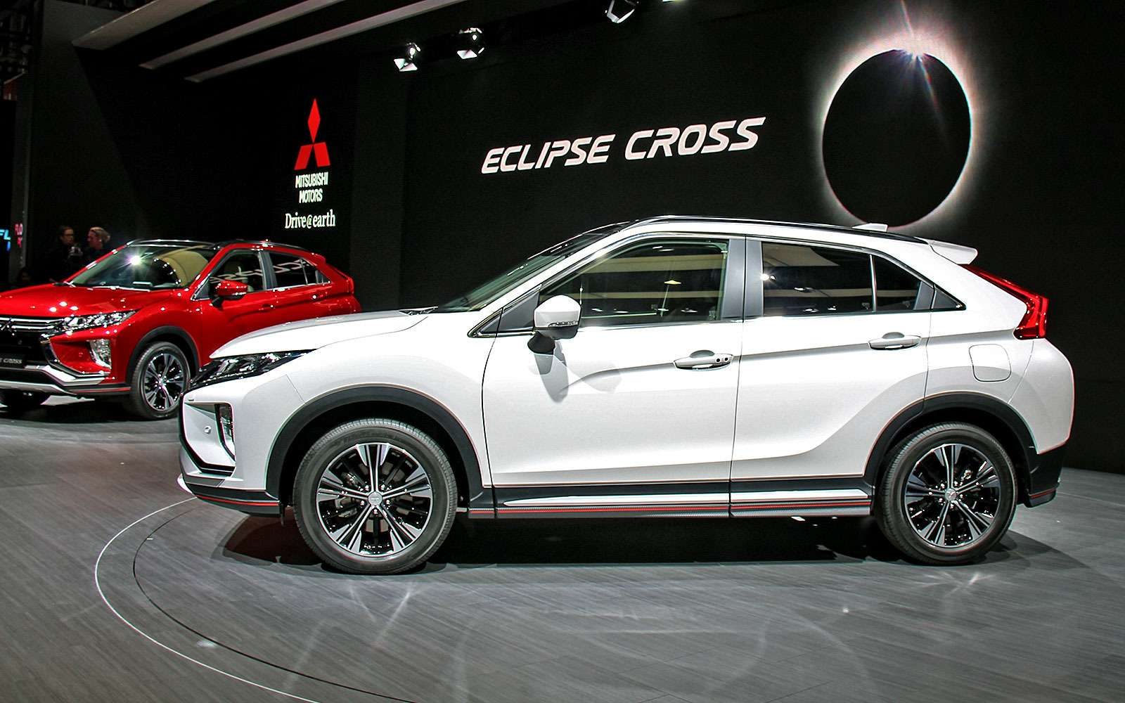 Eclipse Cross и другие премьеры Женевы-2017. Онлайн-трансляция. Часть 1 — фото 717629