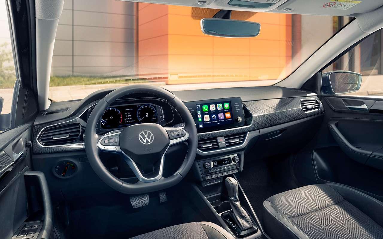 Какой VWPolo выбрать: седан или новый лифтбек?— фото 1142354