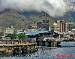 В Кейптаунском порту… Всё как впесне.