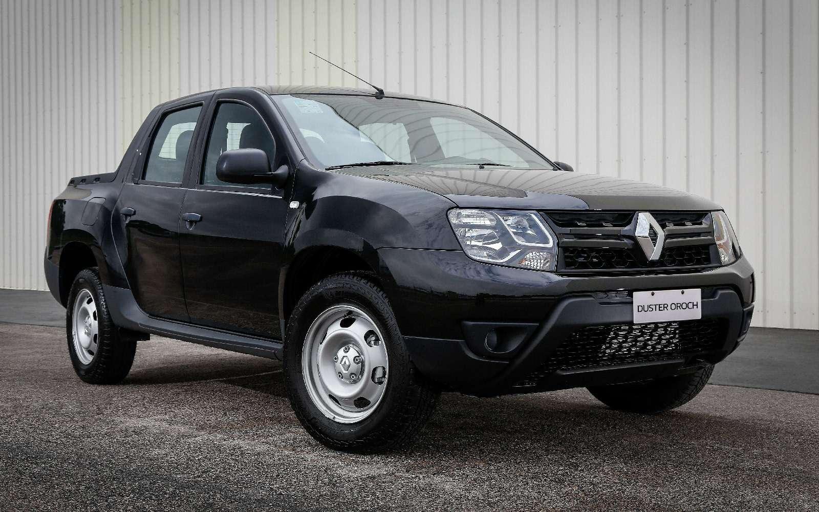 Renault Duster длядеревень изолотой молодежи— везите его вРоссию!— фото 769503