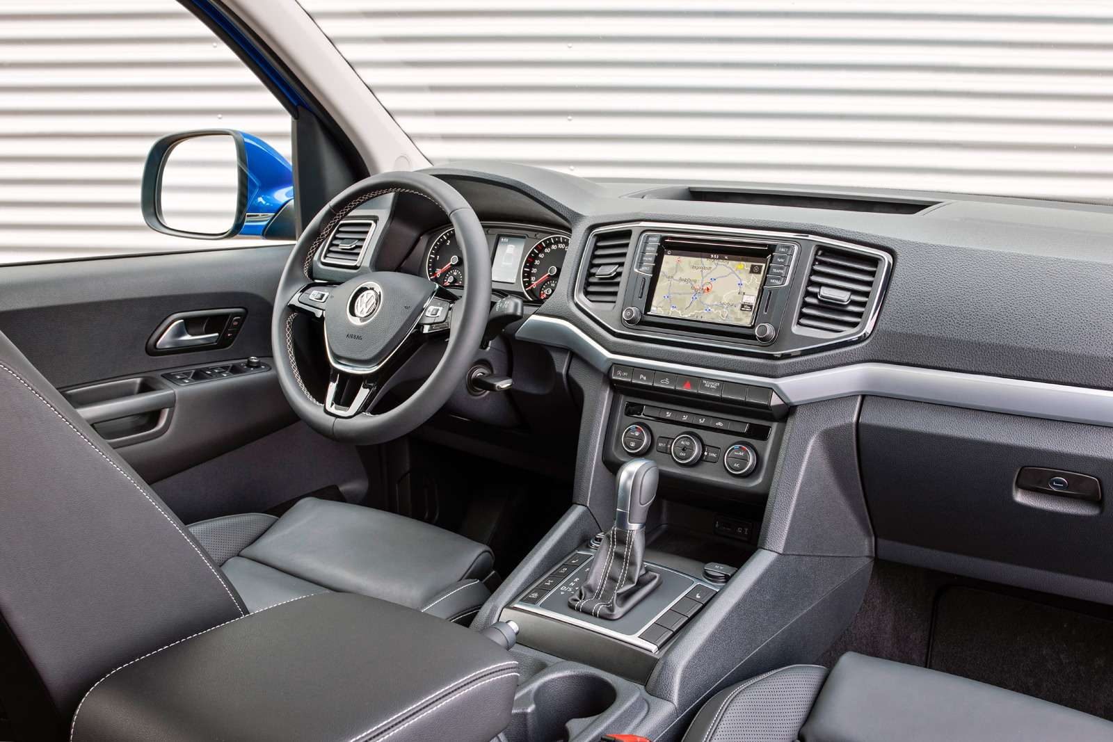 Volkswagen Amarok V6Aventura: всё включено— фото 616517
