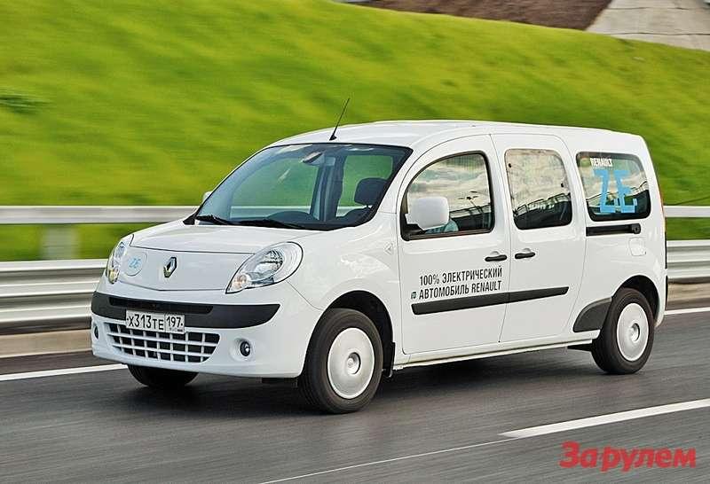 Renault Kangoo Maxi Z.E