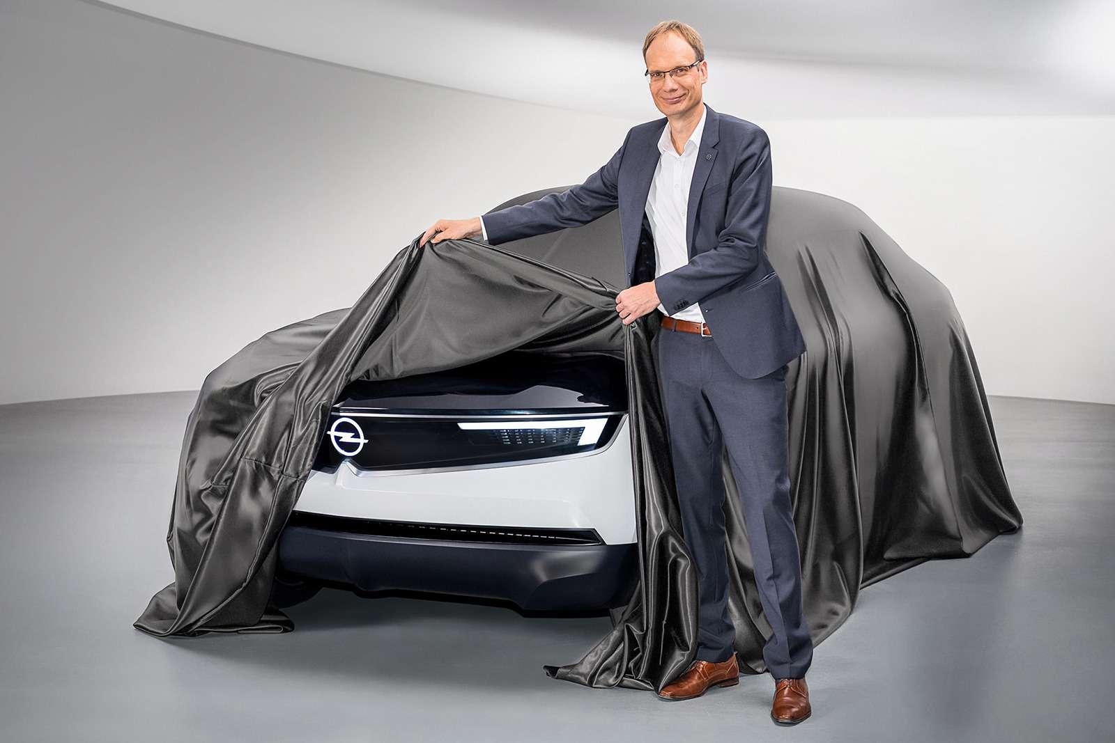 Opel кардинально меняет дизайн своих моделей— фото 892113
