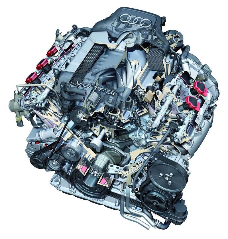 3,0Liter-V6-TFSI-Motor