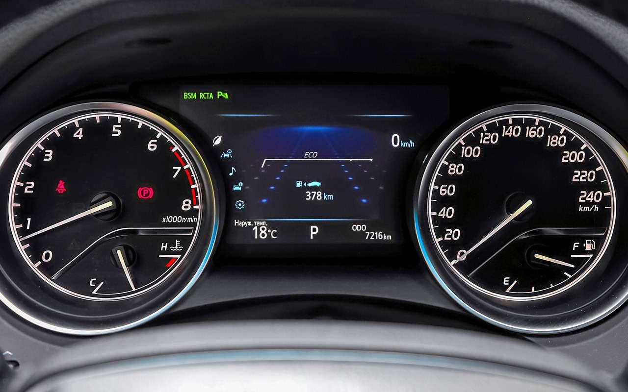 Kia K5, Sonata, Camry - большой тест - фото 1174432