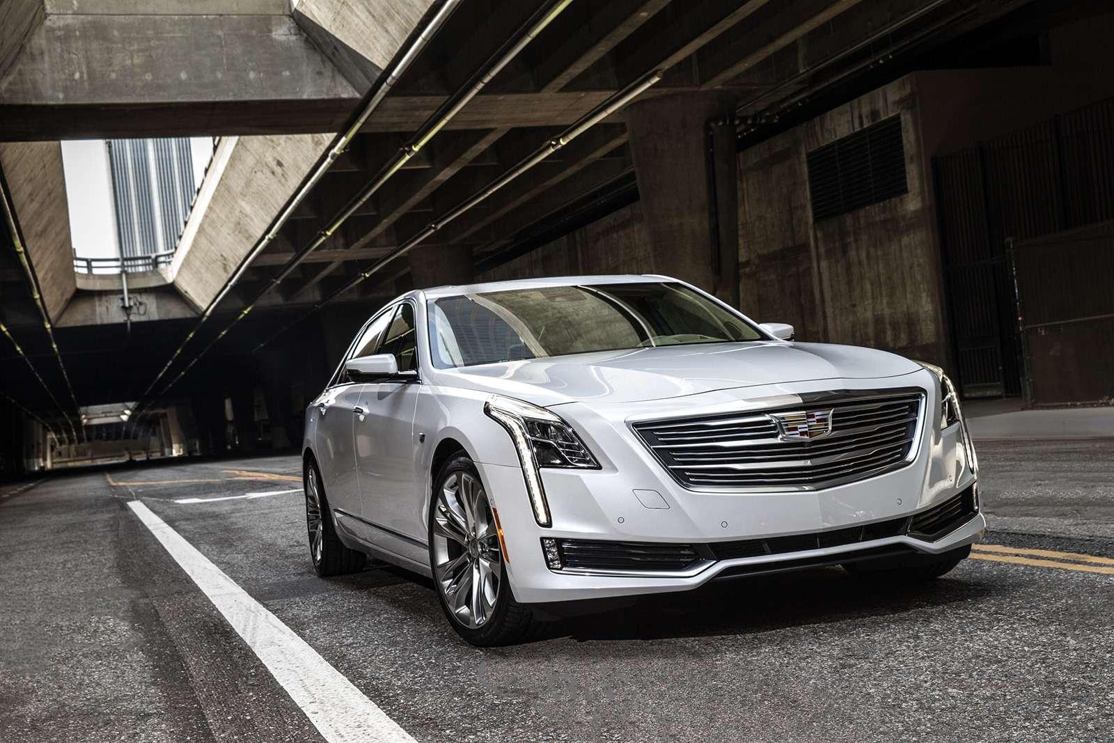 Флагманский седан Cadillac: цены икомплектации вРоссии— фото 823436