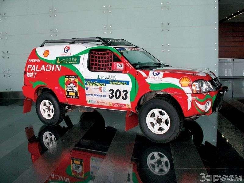 Nissan Paladin. Паладин— придет не один— фото 68451
