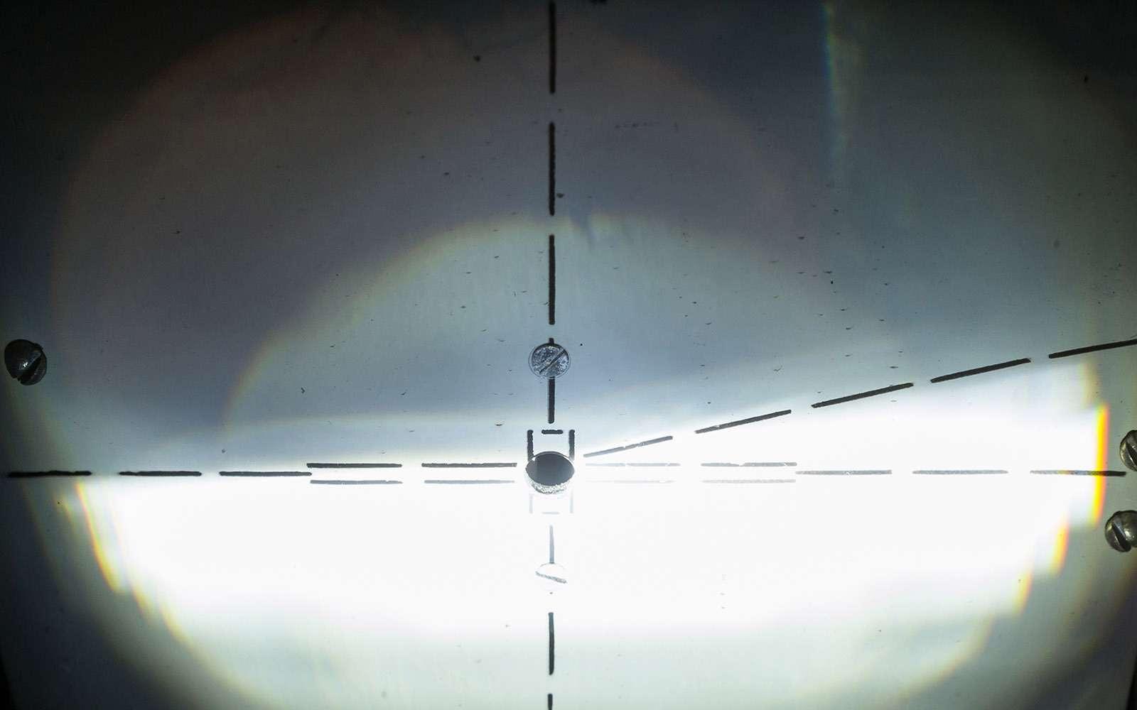 Светодиоды вместо галогенок вштатных фарах: полный провал!— фото 754725