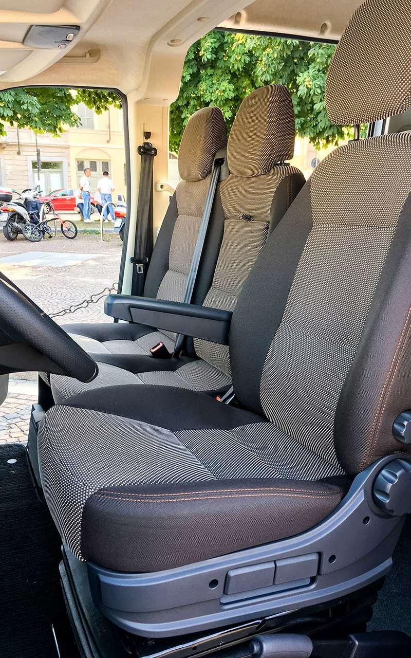 Модернизированный Fiat Ducato: новые моторы иавтомат— фото 988866