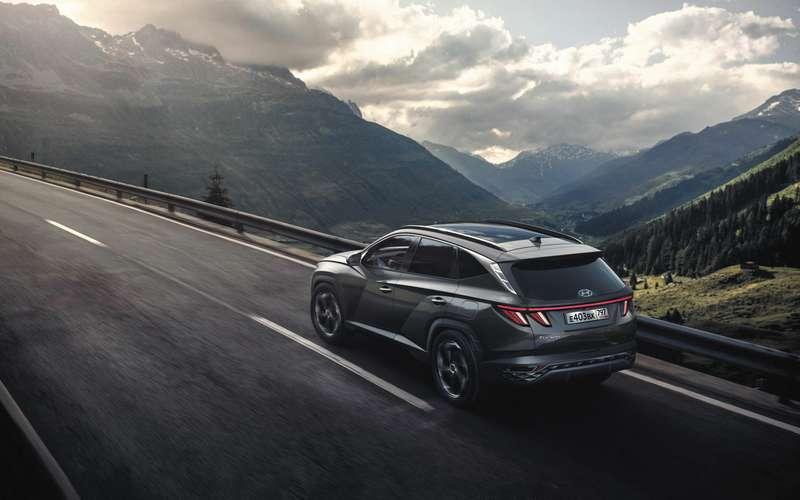 Новый Hyundai Tucson для России - названы цены