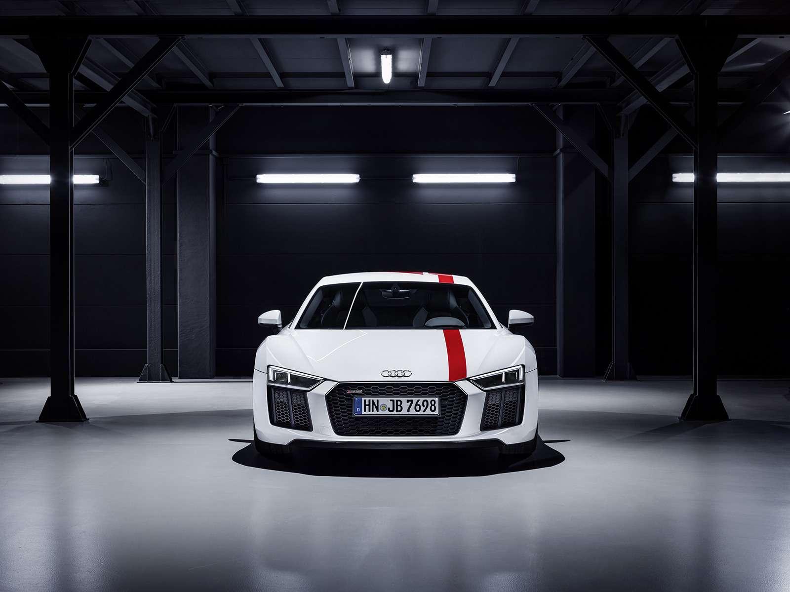 Audi показала свою первую заднеприводную модель— фото 793562
