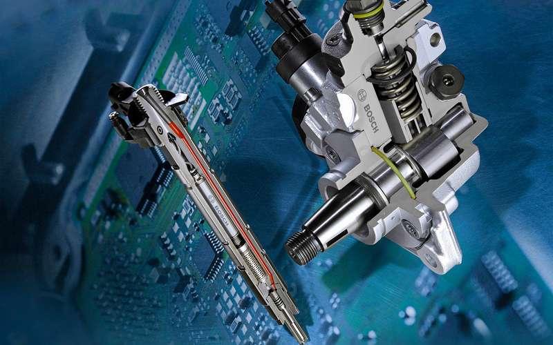 Всеоремонте топливных систем дизельных двигателей. Исследование ЗР