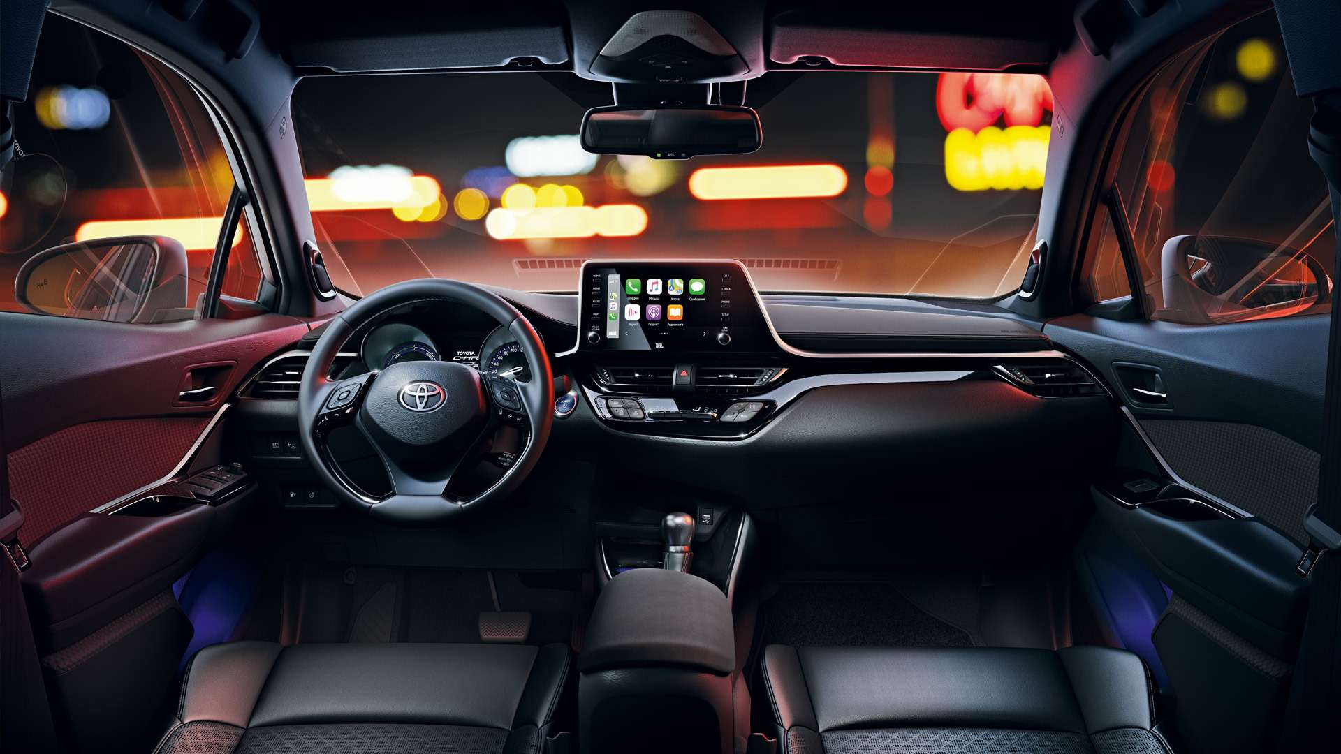 Обновленный Toyota C-HR: начался прием заказов— фото 1011932