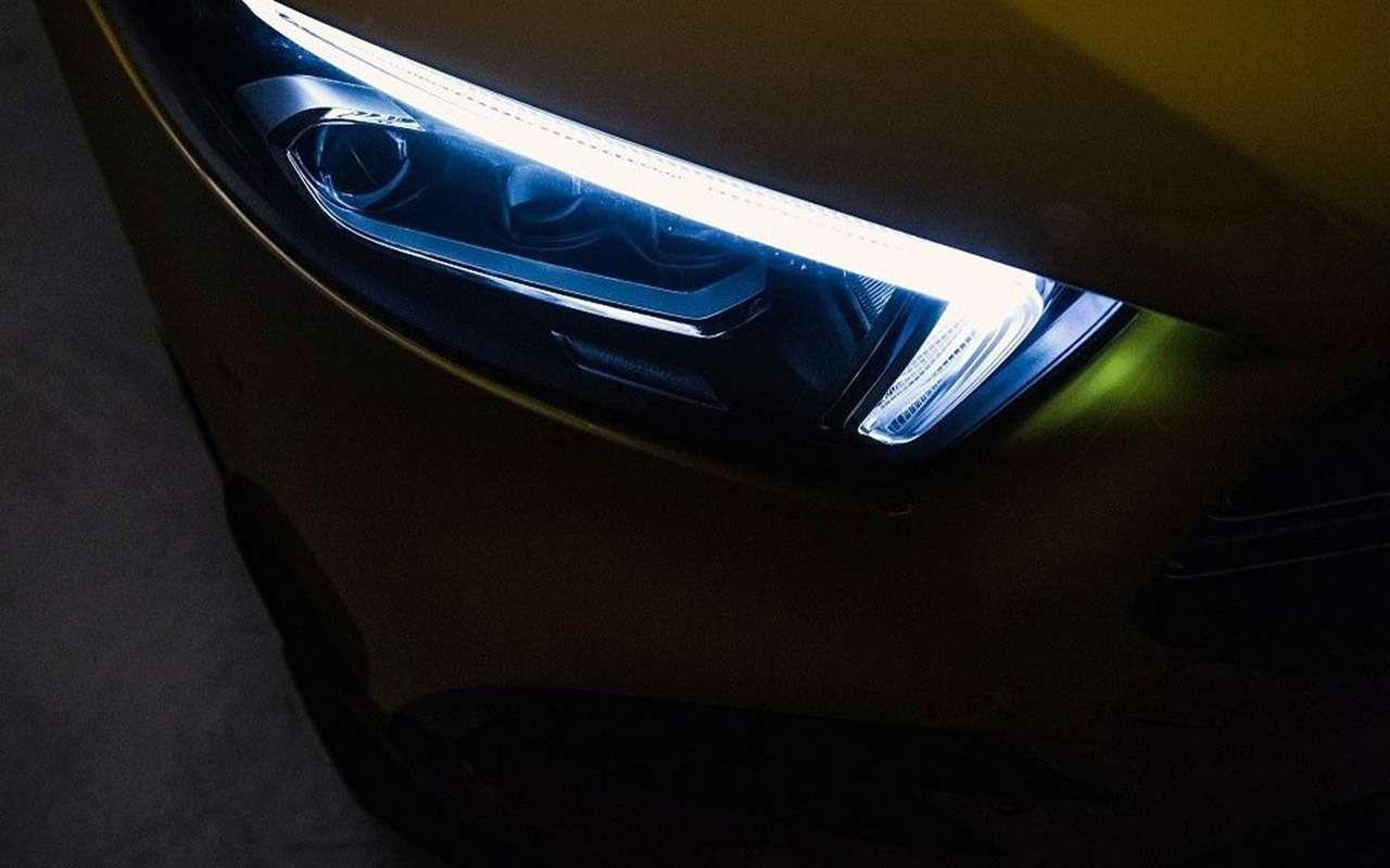 Самый дешевый Mercedes-AMG: первые фото— фото 905718