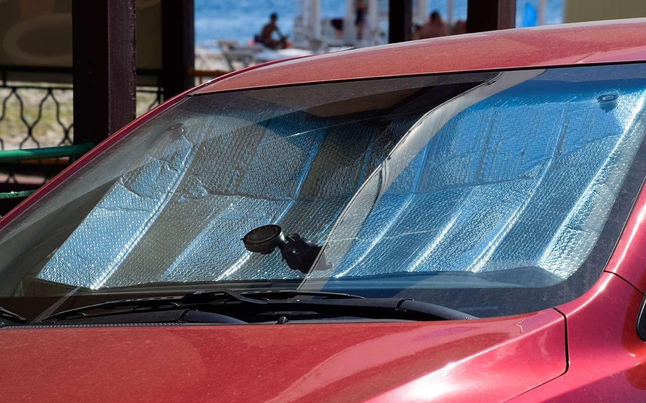 Оставили автомобиль нажаре? Вот что выиспортите внем!— фото 974474