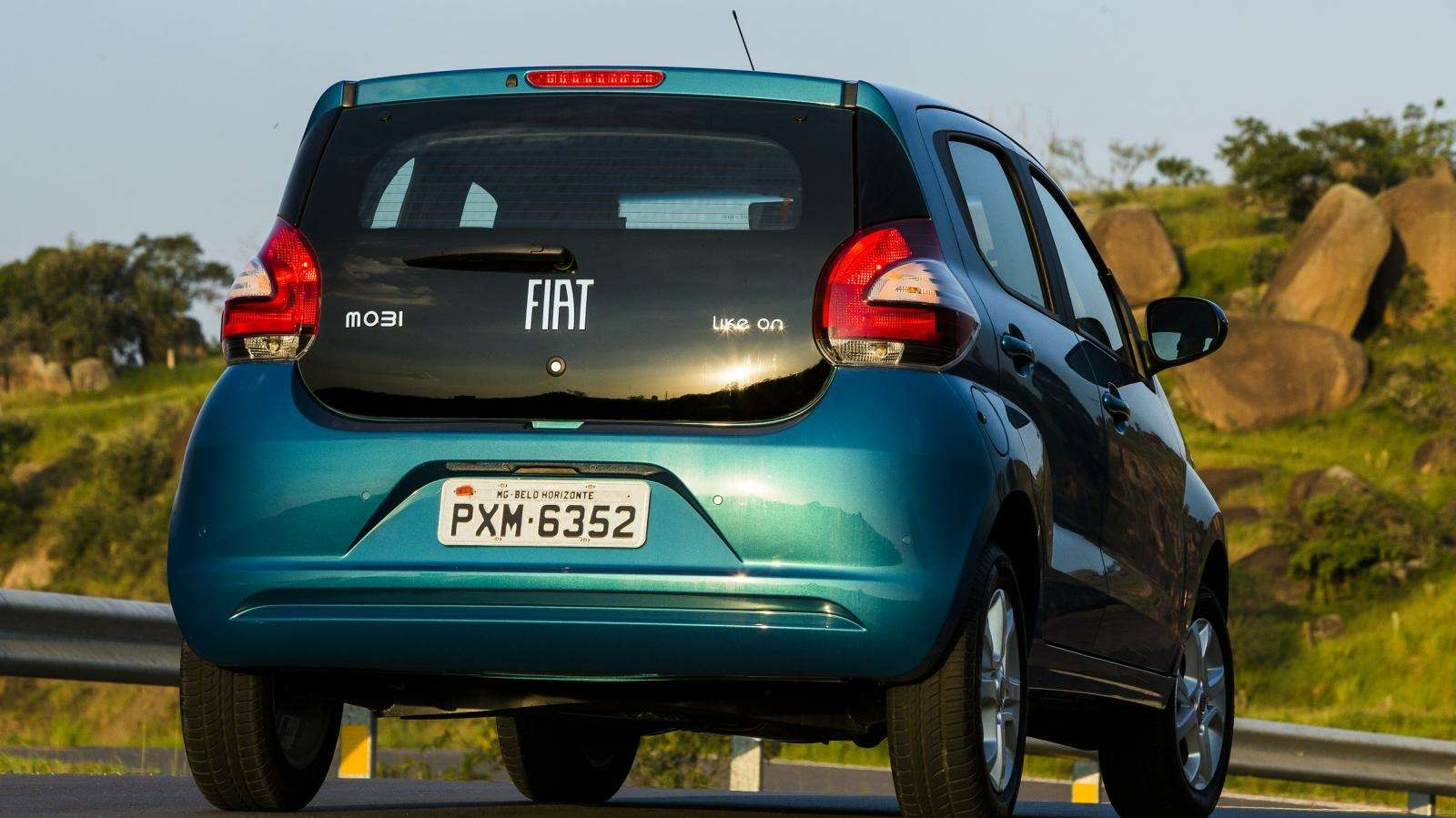 Fiat Mobi— дешево, сердито, по-бразильски— фото 575798