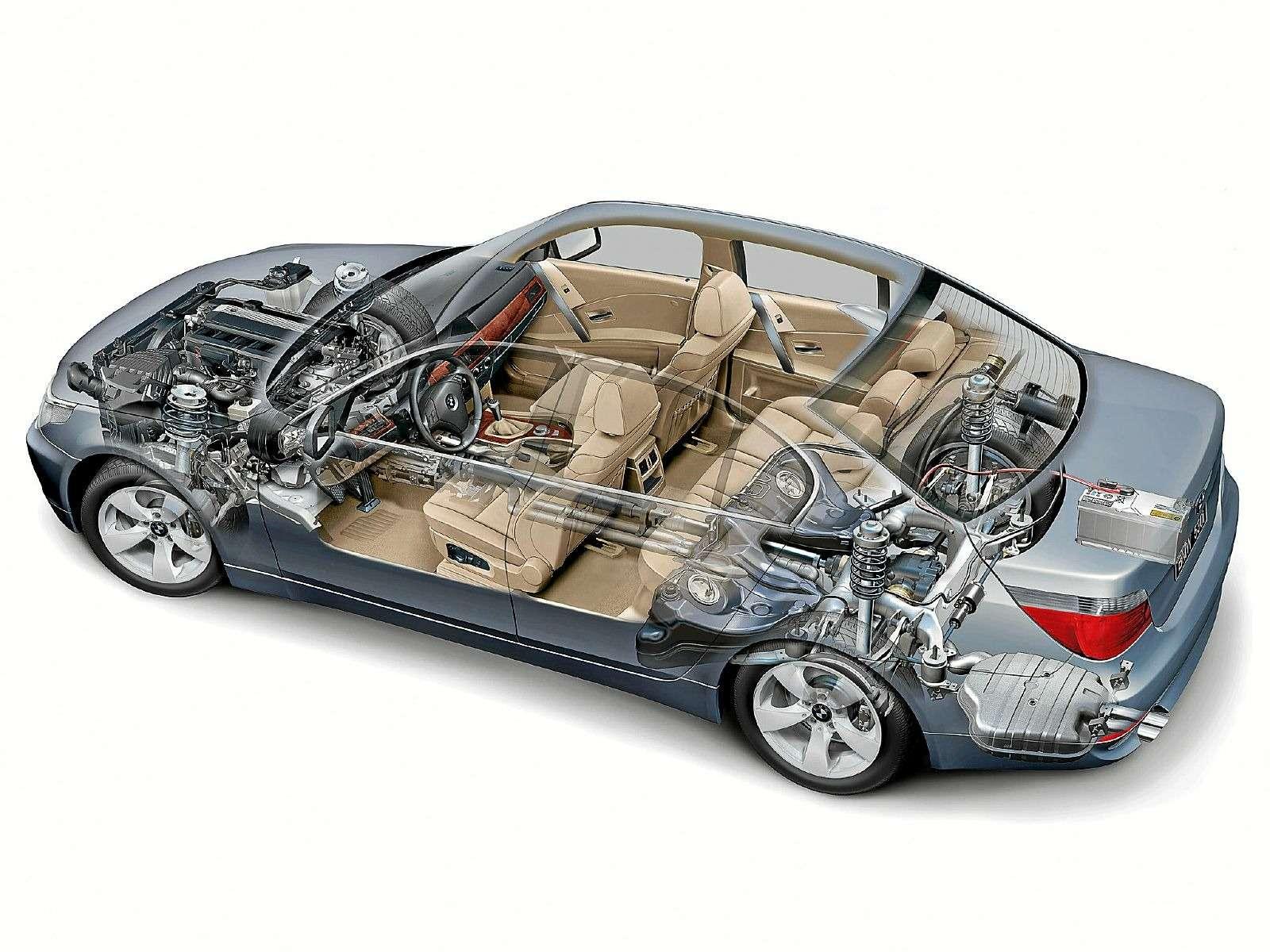 Вторичный рынок: изучаем слабые места BMW 5-й серии— фото 600187