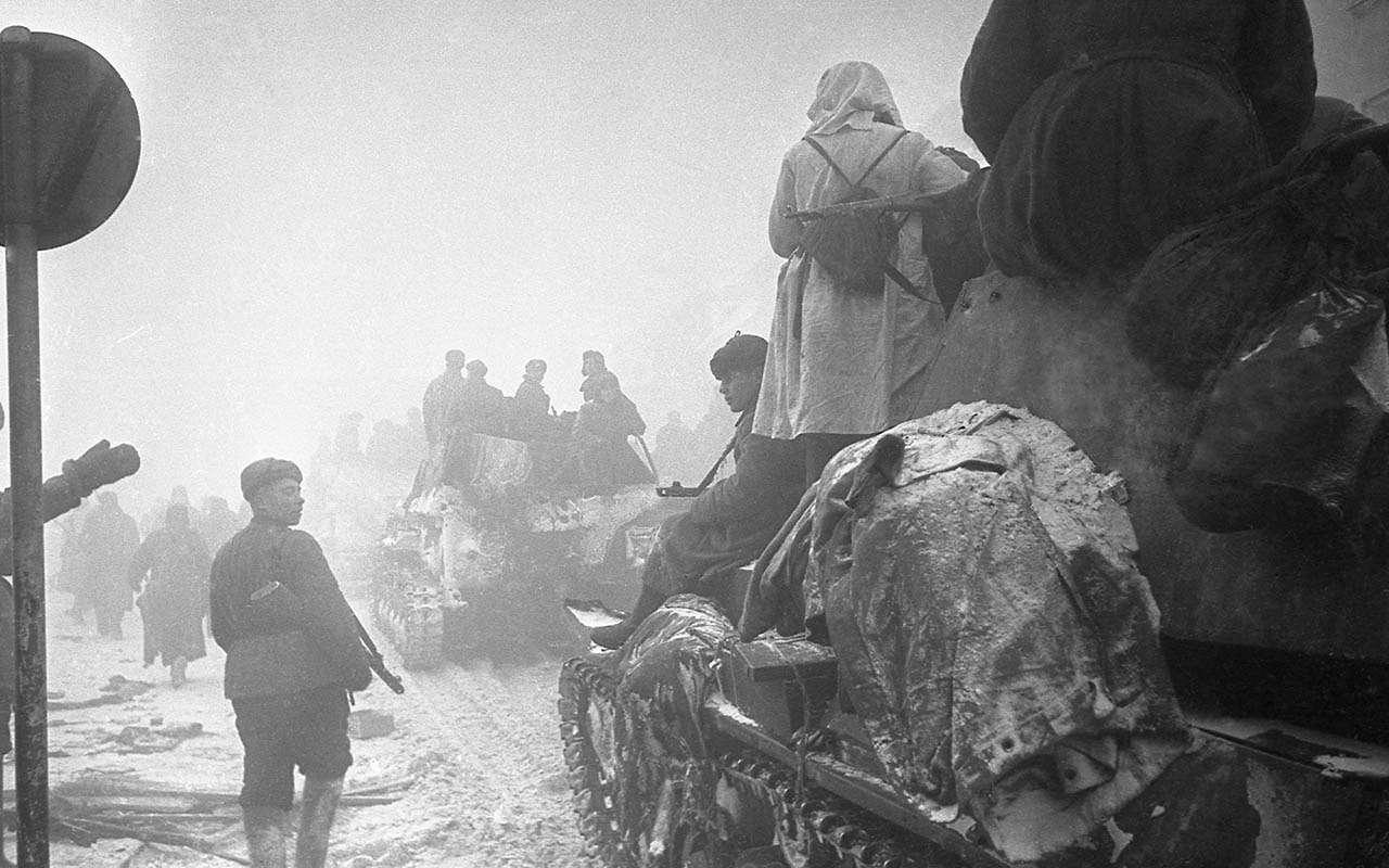 Самая массовая самоходка СССР: лучшая подруга пехоты— фото 916746