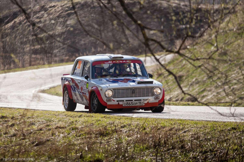 Rally Masters Show: победа замосквичом— фото 580498