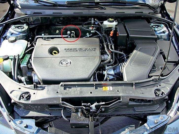 Mazda 3в деталях: Многоликая матрешка— фото 90645
