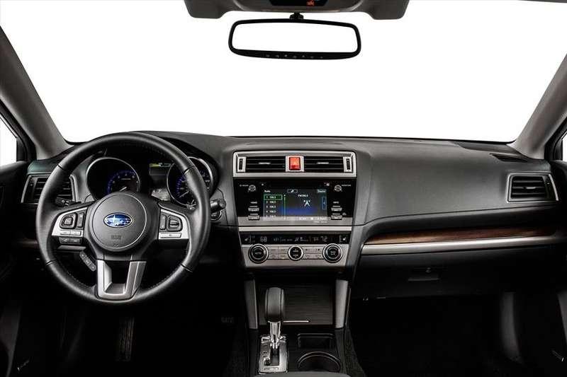 Новый Subaru Legacy