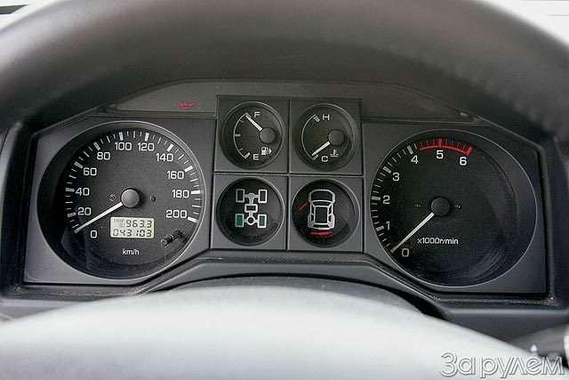 Тест Ford Explorer, Mitsubishi Pajero, Nissan Pathfinder. Ровесники века— фото 57030