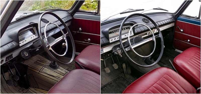 «Копейка» – копия Fiat 124? Ищем десять отличий