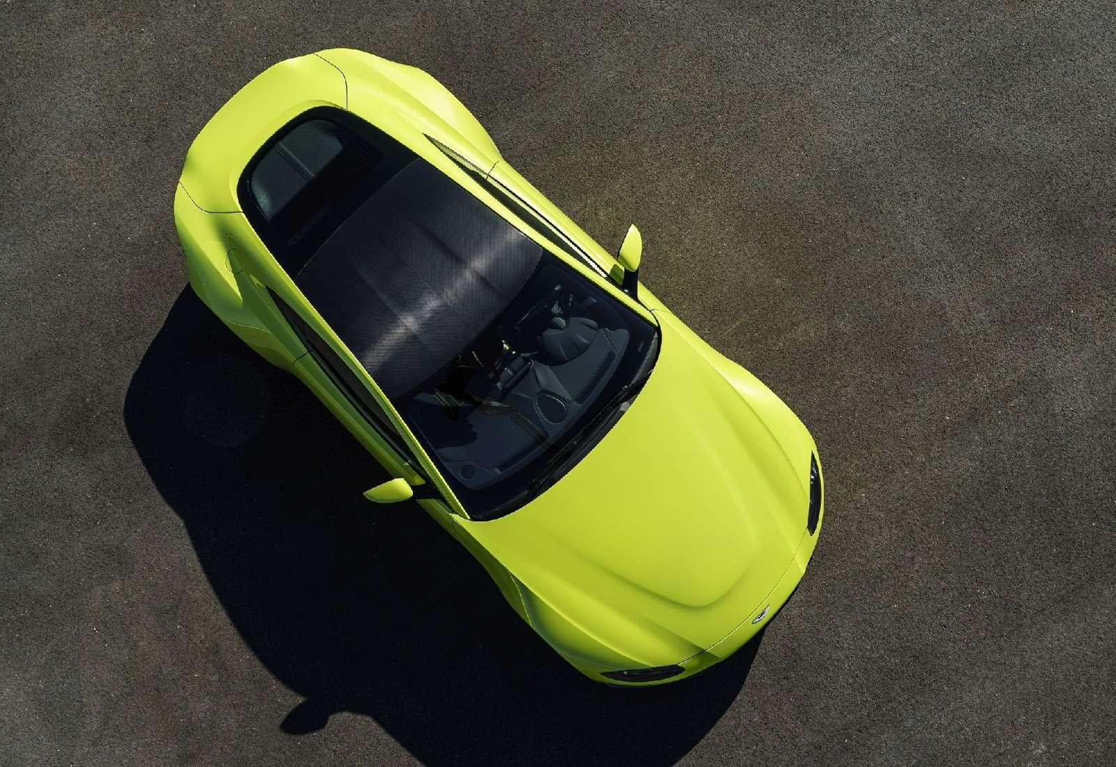 Проверено Джеймсом Бондом: представлен новый Aston Martin Vantage— фото 818849