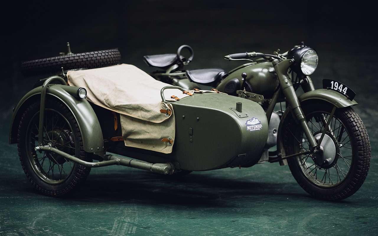 10самых крутых мотоциклов СССР— фото 902445