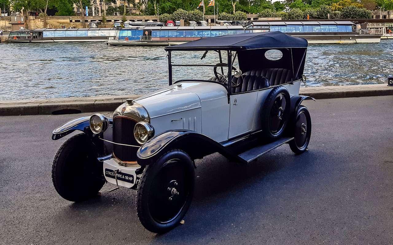 Самый массовый автомобиль Франции— ретротест местной Лады— фото 994513
