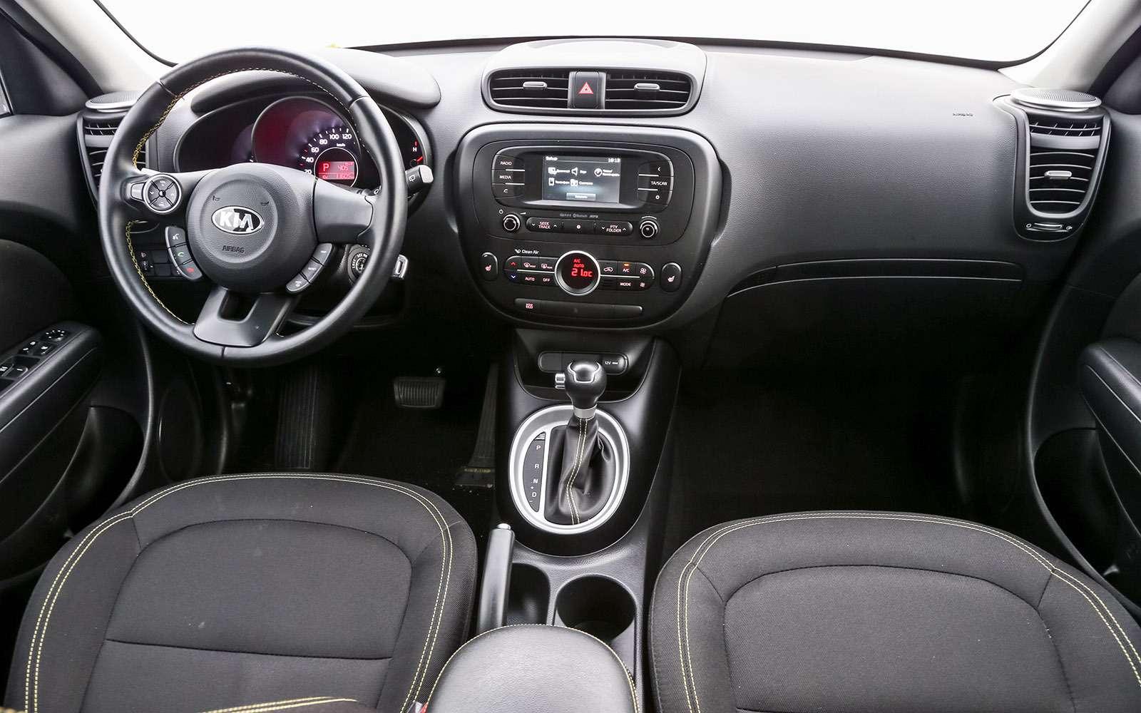 Hyundai Creta, Renault Kaptur, Kia Soul, Lada XRAY: разборка переднеприводных— фото 657376