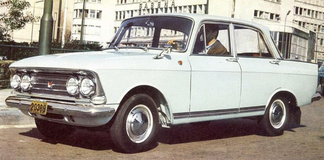 14советских автомобилей сдизелем— почему ихотнас скрывали— фото 954430