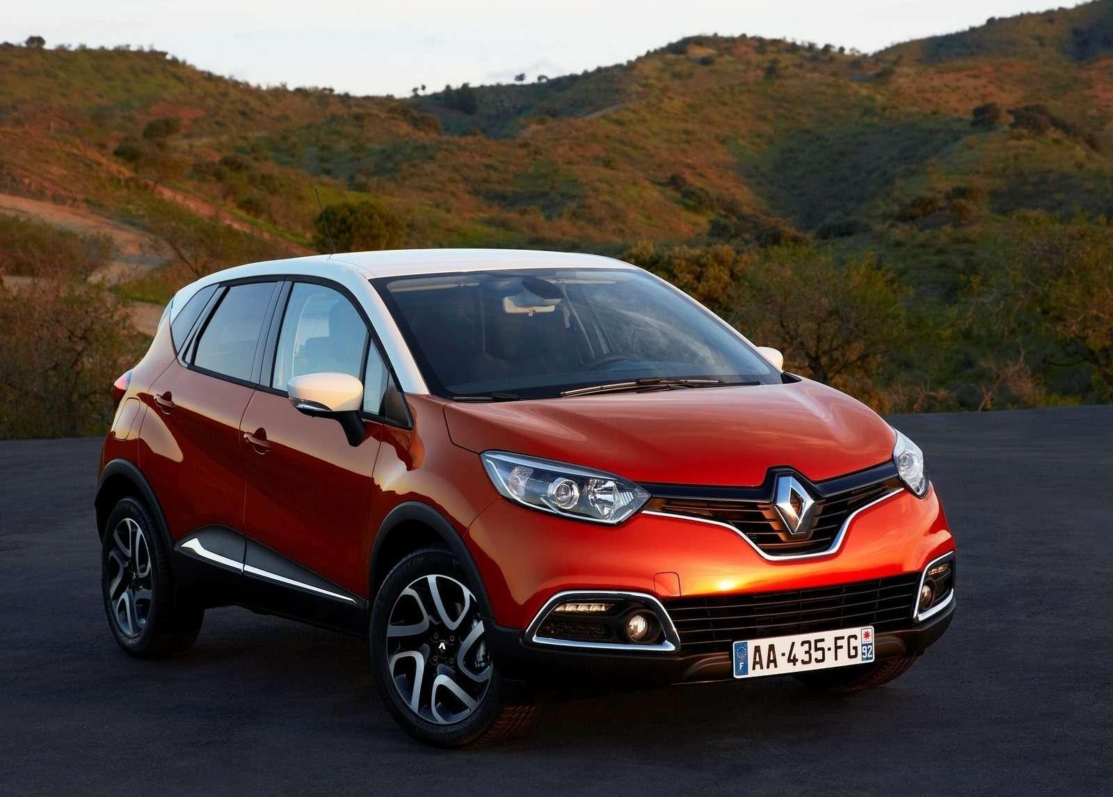Renault Сaptur