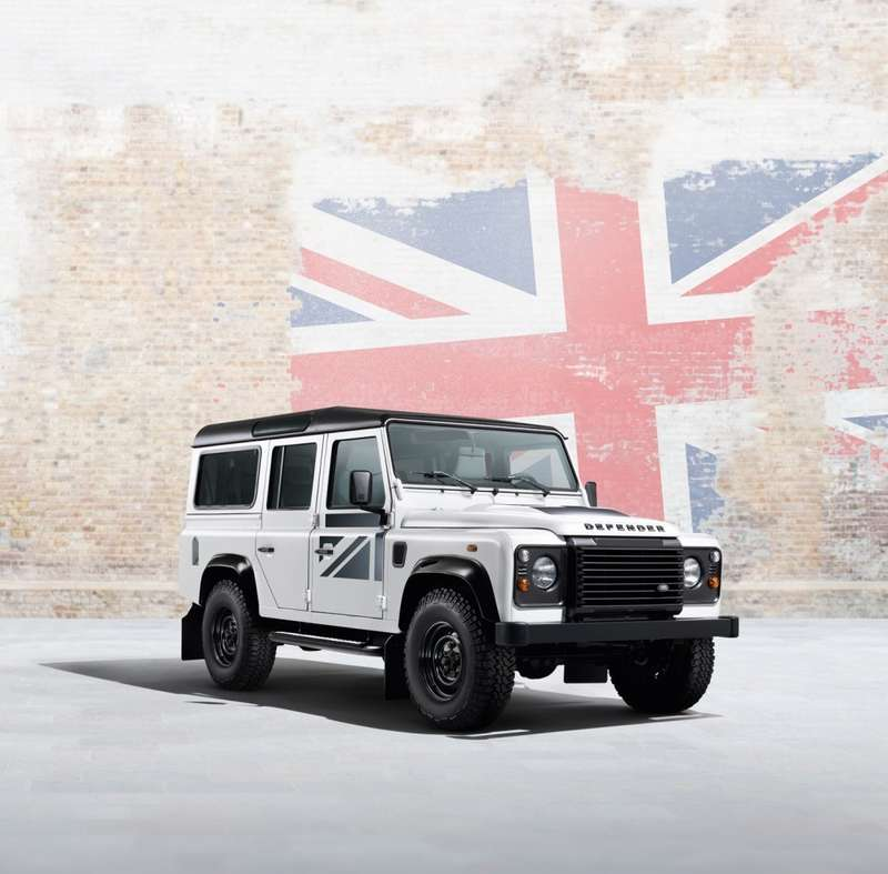 Defender Union Flag