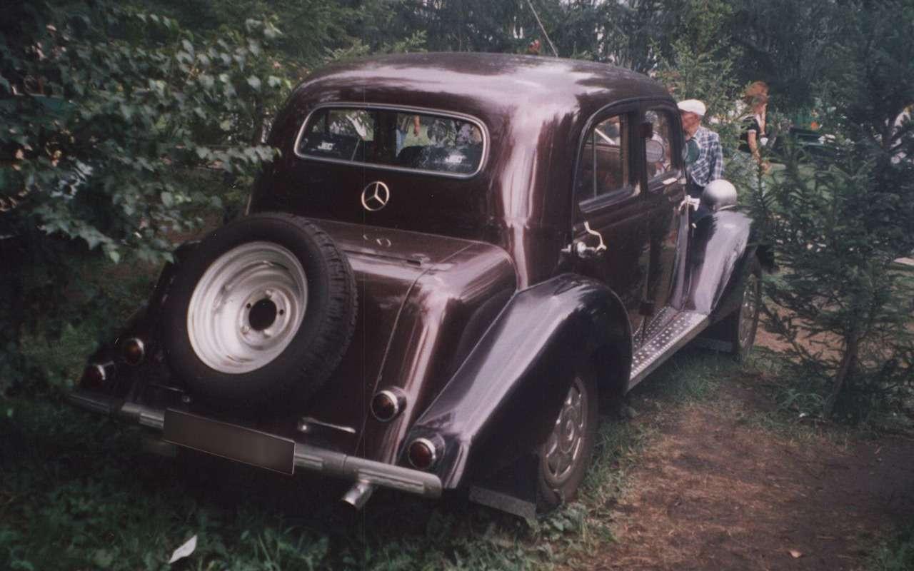 Такпеределывали авто только вСССР: 12примеров— фото 1167631