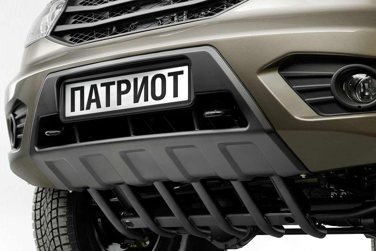 УАЗвыводит нарынок спецверсии внедорожников Hunter иPatriot— фото 368661