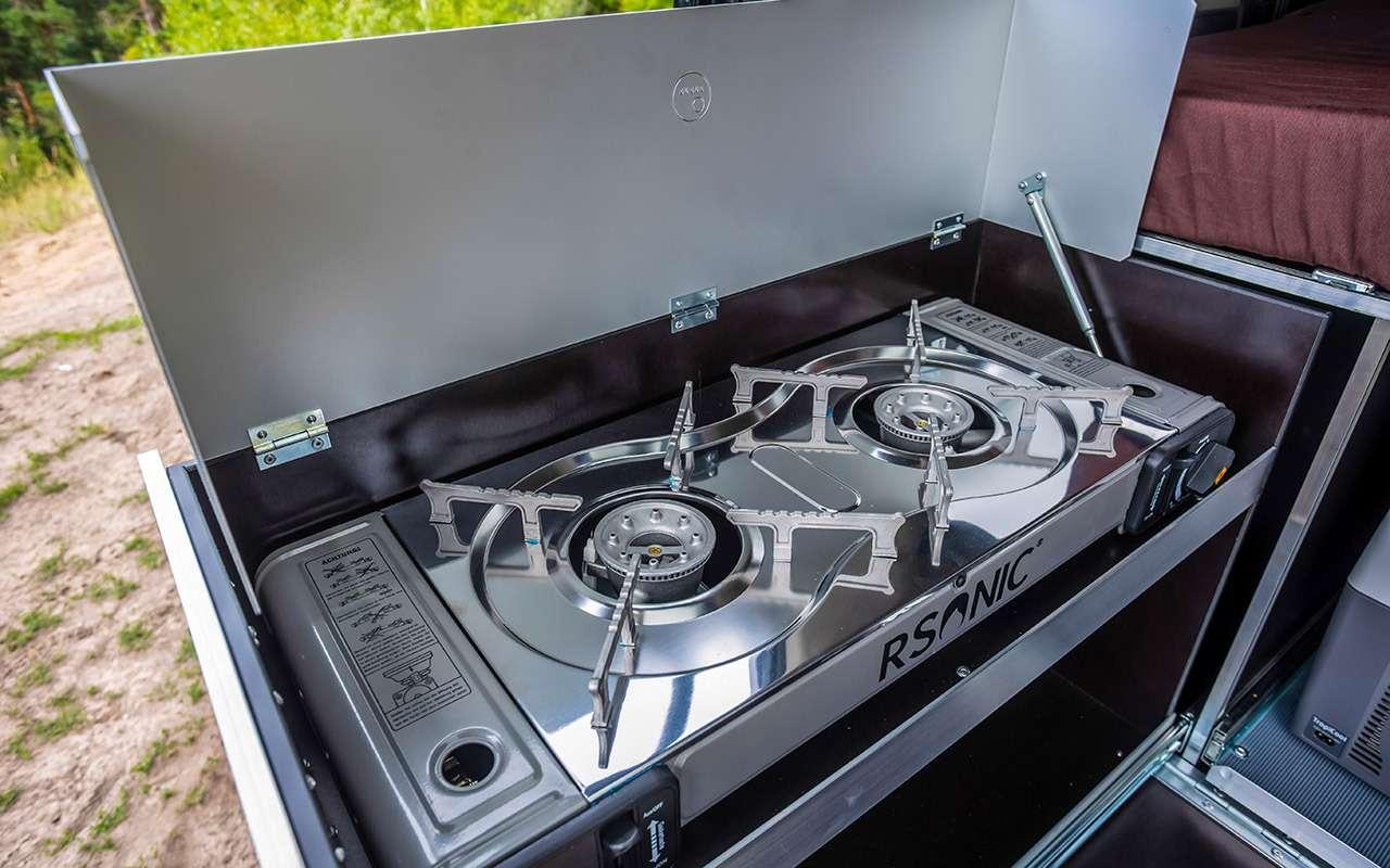 Тест Peugeot Traveller: кемпер наминималках— фото 1280848