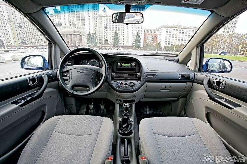 Тест Chevrolet Rezzo, Fiat Doblo, Skoda Roomster. Квадратные метры— фото 70463