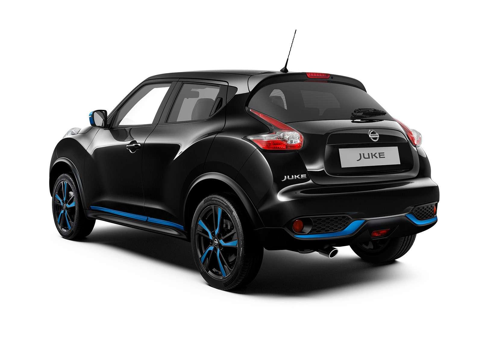 Nissan Juke: новые цвета исветодиоды. Уже впродаже— фото 879165