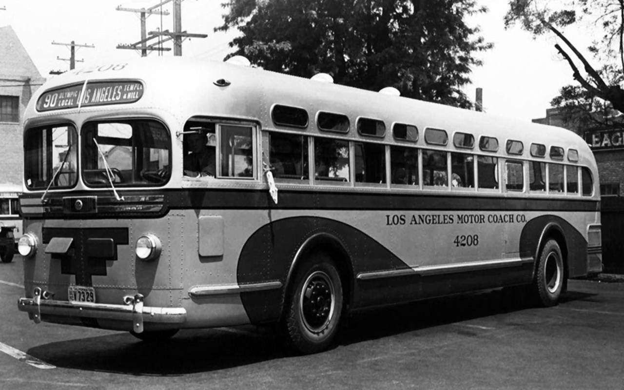 Советский гибридный автобус: заглянули вего родословную— фото 1232022